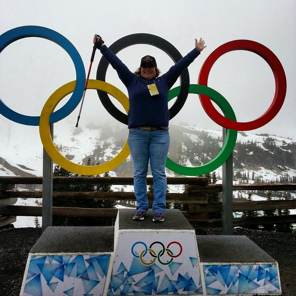 Me in Whistler!