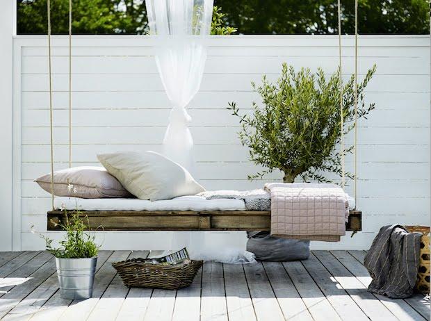 La Fabrique à Déco: Daybeds et loungers : un jardin confortable en ...