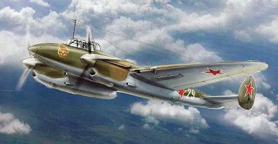 История создания бомбардировщика Пе-2