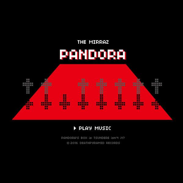 [Single] The Mirraz – パンドラの箱、ツンデレっすね (2016.01.13/MP3/RAR)