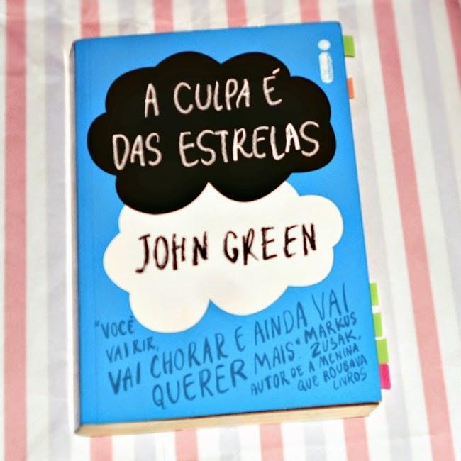 Resenha, A Culpa é das Estrelas, John Green, livro, filme