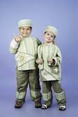 Model Busana Muslim Anak Laki-Laki