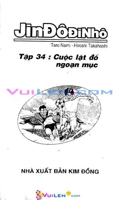 Jindodinho - Đường Dẫn Đến Khung Thành III Tập 34 page 1 Congtruyen24h