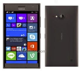 Nokia Lumia 730 Mobile