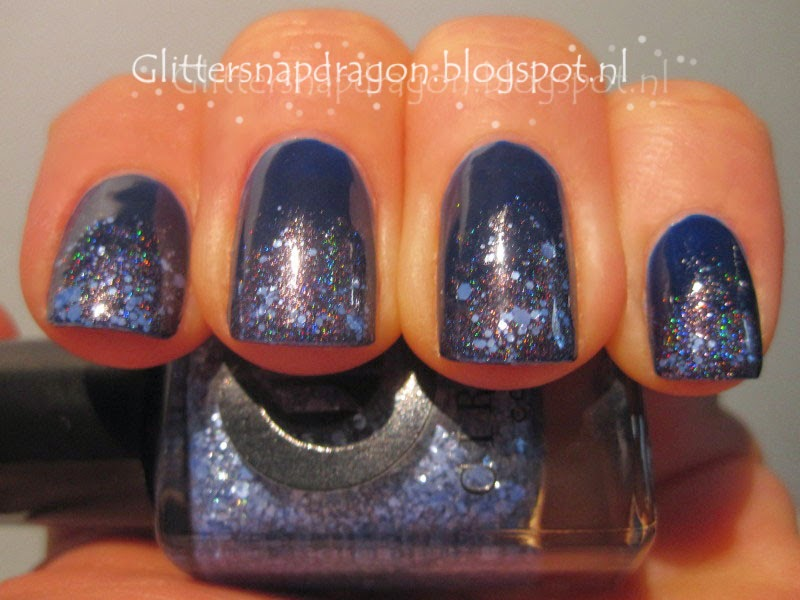 Gradient Essie Style Cartel, Cirque Fascination Street, Ophelia