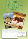 Suscripción Revista Gastrónomo