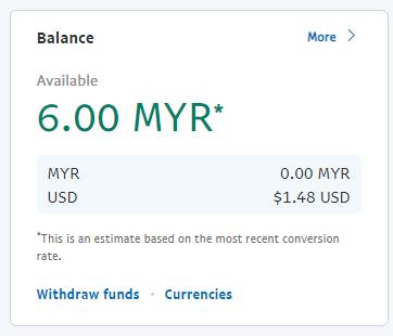 How I earn USD 1 Dollar in 5 Minutes!