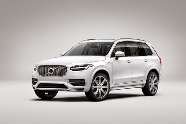 Volvo XC90 Prime introduced