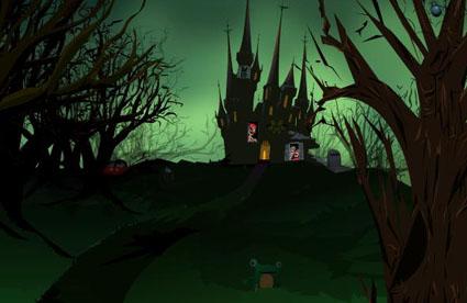 Ghost Castle Escape