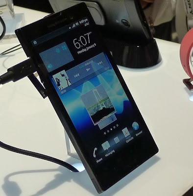 Sony Xperia Ion Image