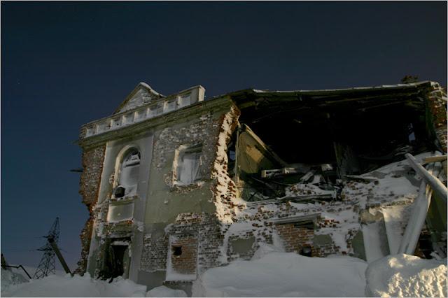 Норильск, посёлок Медвежий