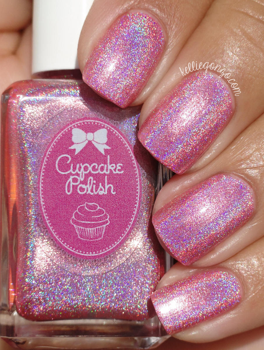 Cupcake Polish First Kiss