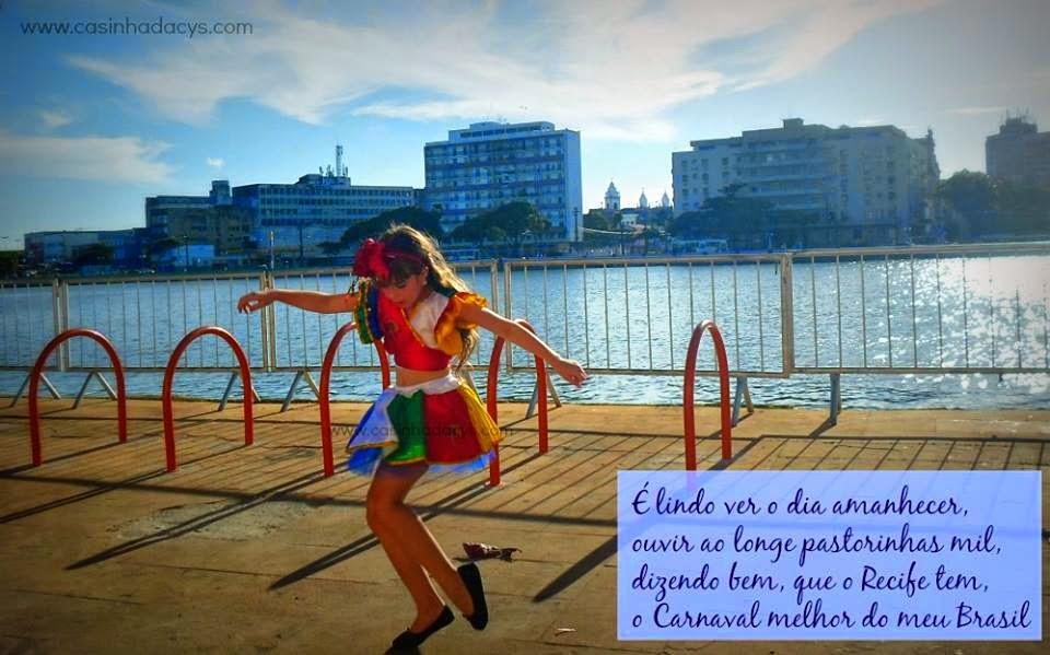 Carnaval para criança em Pernambuco