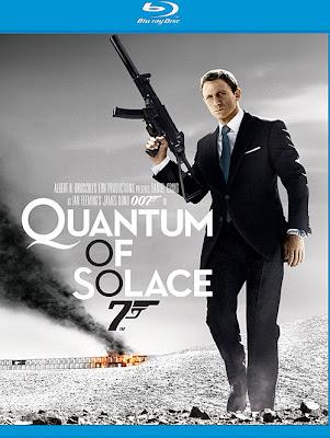 Quantum of solace (2008) 720p BRRip 850MB mkv Latino