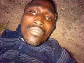 police killed robber agege lagos