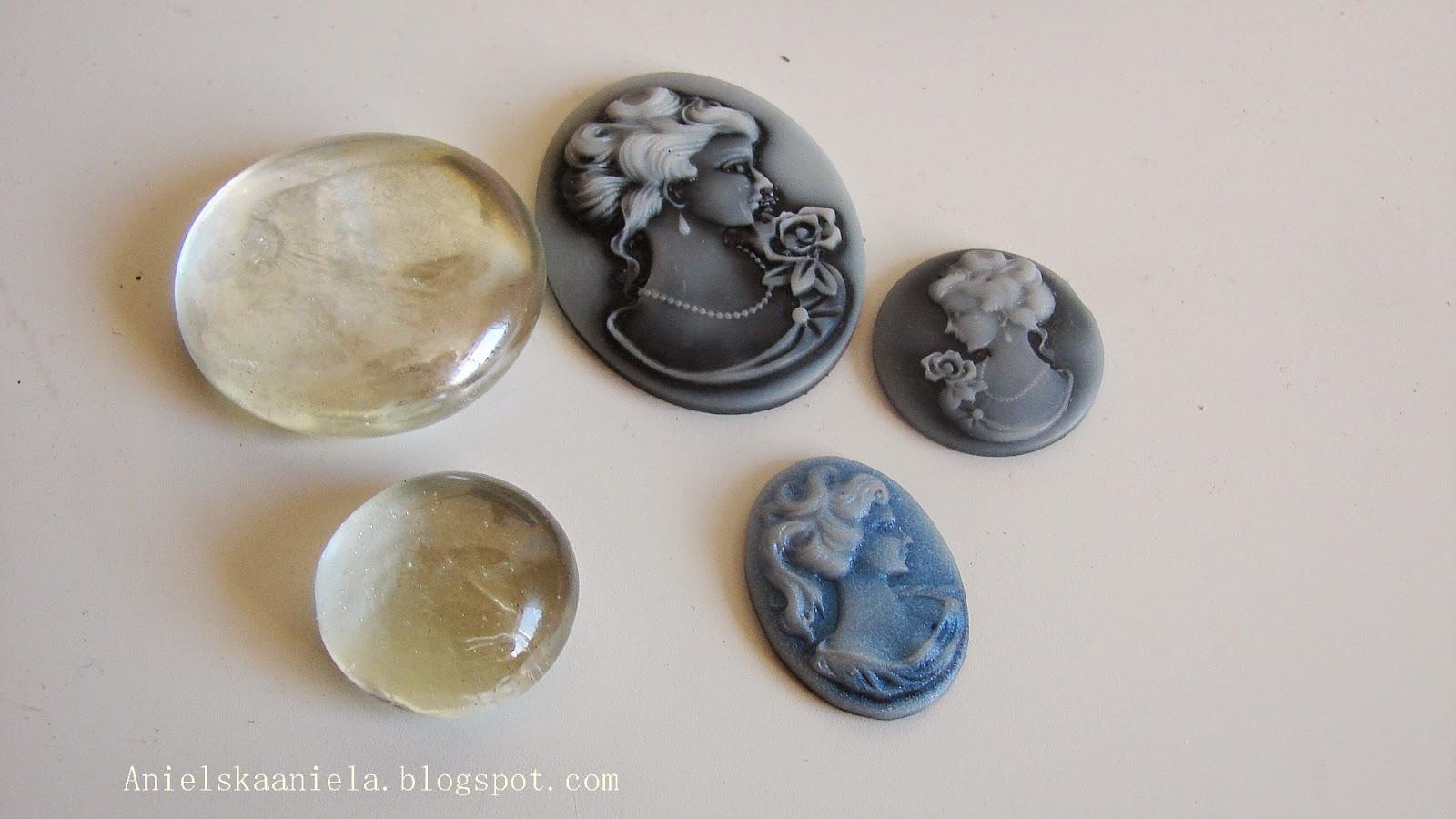 DIY TUTORIAL silicone mold jak zrobić silikonową formę foremka silikonowa diy cameo kamea diy