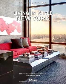 Rezension:Living In Style New York (Gebundene Ausgabe)