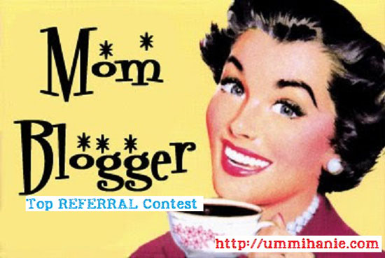 Mom Blogger anjur kontes referral 2014