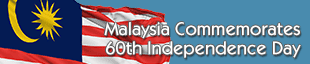 Malaysia Commemorates 60th Independence Day