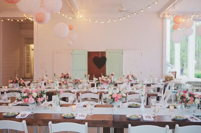 Farmhouse Table Hey Love Events