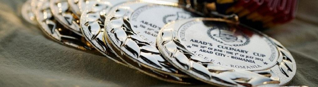 Medalie de aur - Campionatul International de Gatit in aer liber - Arad 2012