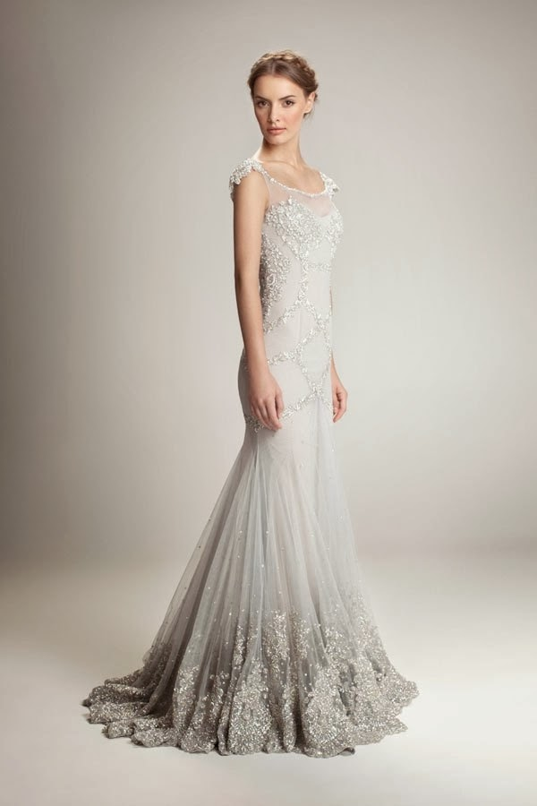 Hamda al Fahim 2014 Spring Bridal Collection