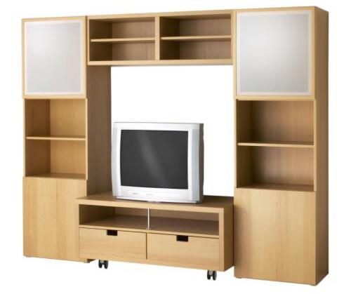 Muebles modernos de madera para sala: sala de diseños muebles ...