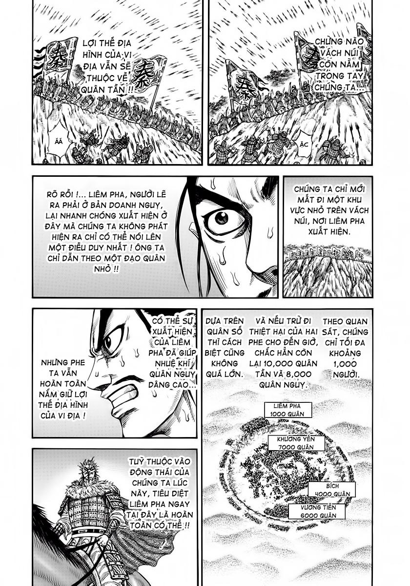 Kingdom – Vương Giả Thiên Hạ (Tổng Hợp) chap 222 page 6 - IZTruyenTranh.com