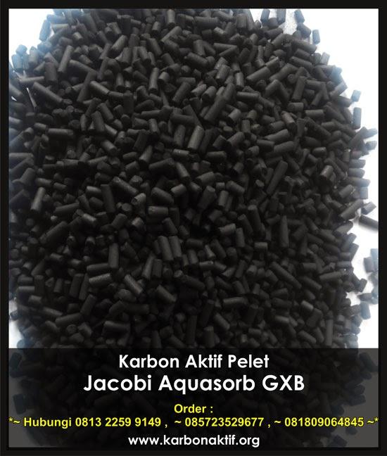 Karbon Aktif Pellet Jacobi Ecosorb JXB