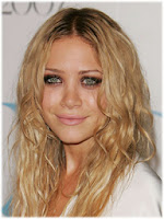 Picture of Mary Kate Olsen who struggled with anorexia