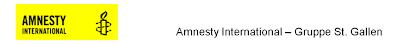 Amnesty International Gruppe St. Gallen