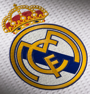 escudo Real Madrid camiseta