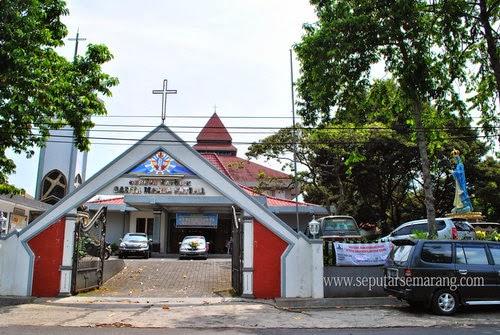 Gereja Katolik Santa Maria Fatima Banyumanik