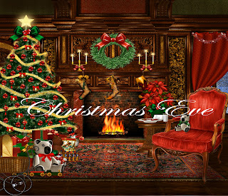 Digital backgrounds, PNG tube files, digital backdrops, digital fantasy backgrounds, digital photography backgrounds, digital scrapbook backgrounds, digital portrait backgrounds, digital background images, Christmas fantays backgrounds, Christmas eve