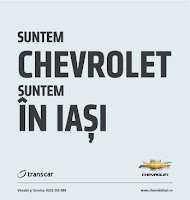 Chevrolet in Iasi