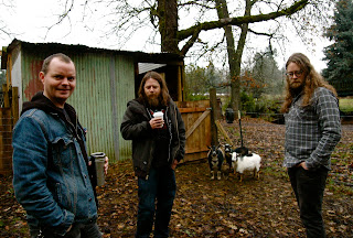 Red Fang Farm to Artist goats