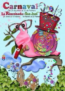 Carnaval de La Rinconada y San José 2013 - Con el Carnaval a cuestas - Manuel J. Torrejón
