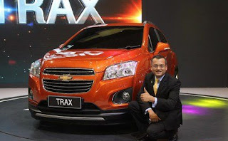 Wew...Chevrolet Punya Mainan Baru Untuk Saingi Honda BR-V