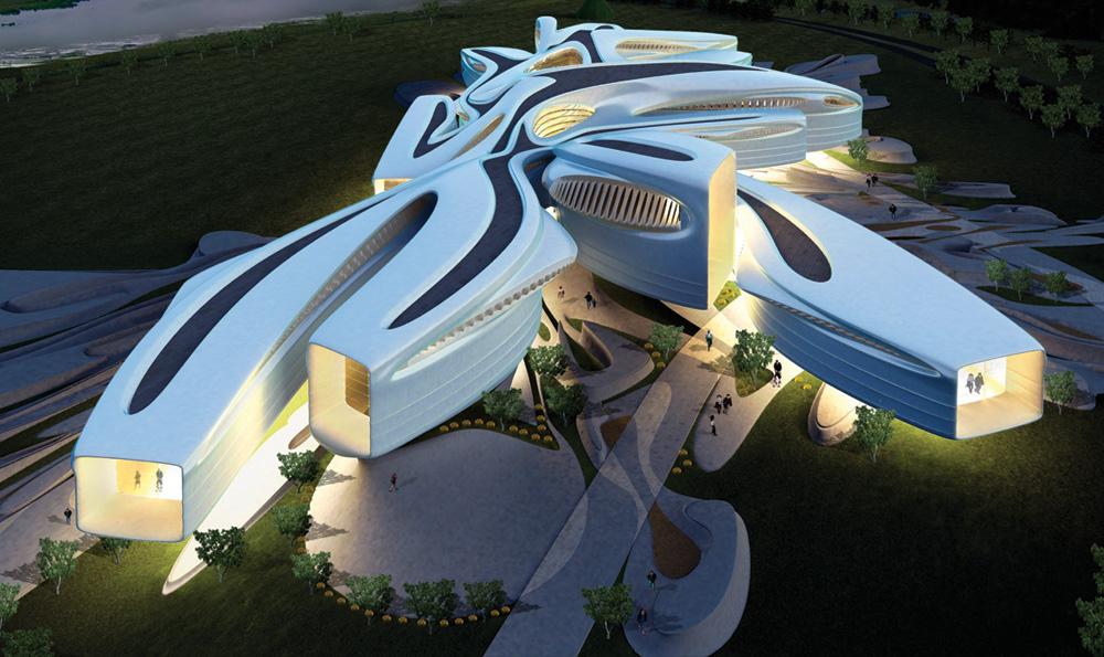 Design Ideas: Museum Design | Taipei Museum Of Art | Taipei | Taiwan ...