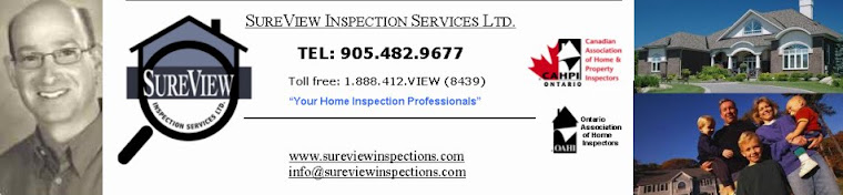 SureView Home Inspections-Home Inspector-Durham Region Oshawa Whitby Ajax Pickering Brooklin
