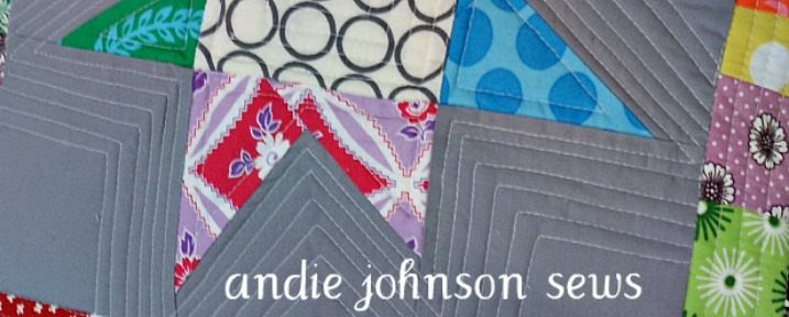andie johnson sews