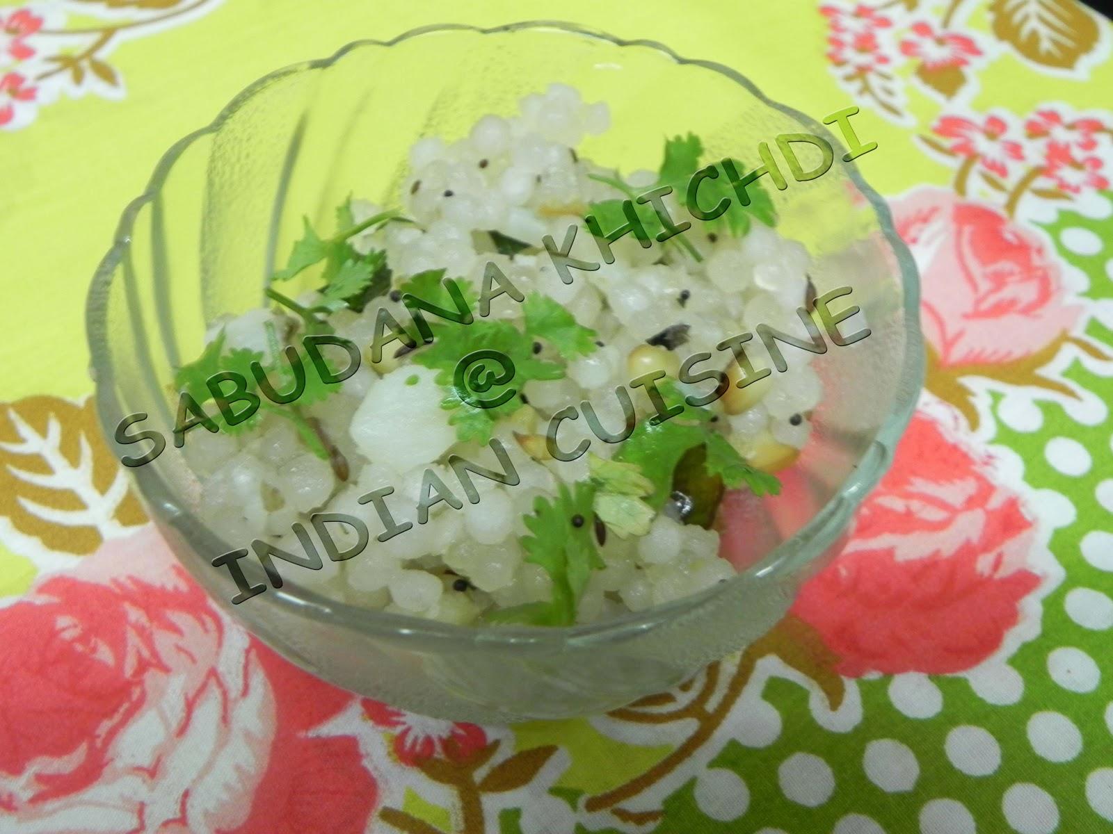 Vrat or fast recipes authentic sabudana khichdi pearl sago or sabudana khichdi is a marathi dish the main ingredient in this dish is sabudana and potato sabudana is also called as tapioca or pearl sago forumfinder Gallery