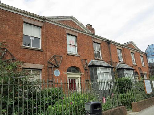The Pankhurst Centre, Manchester.