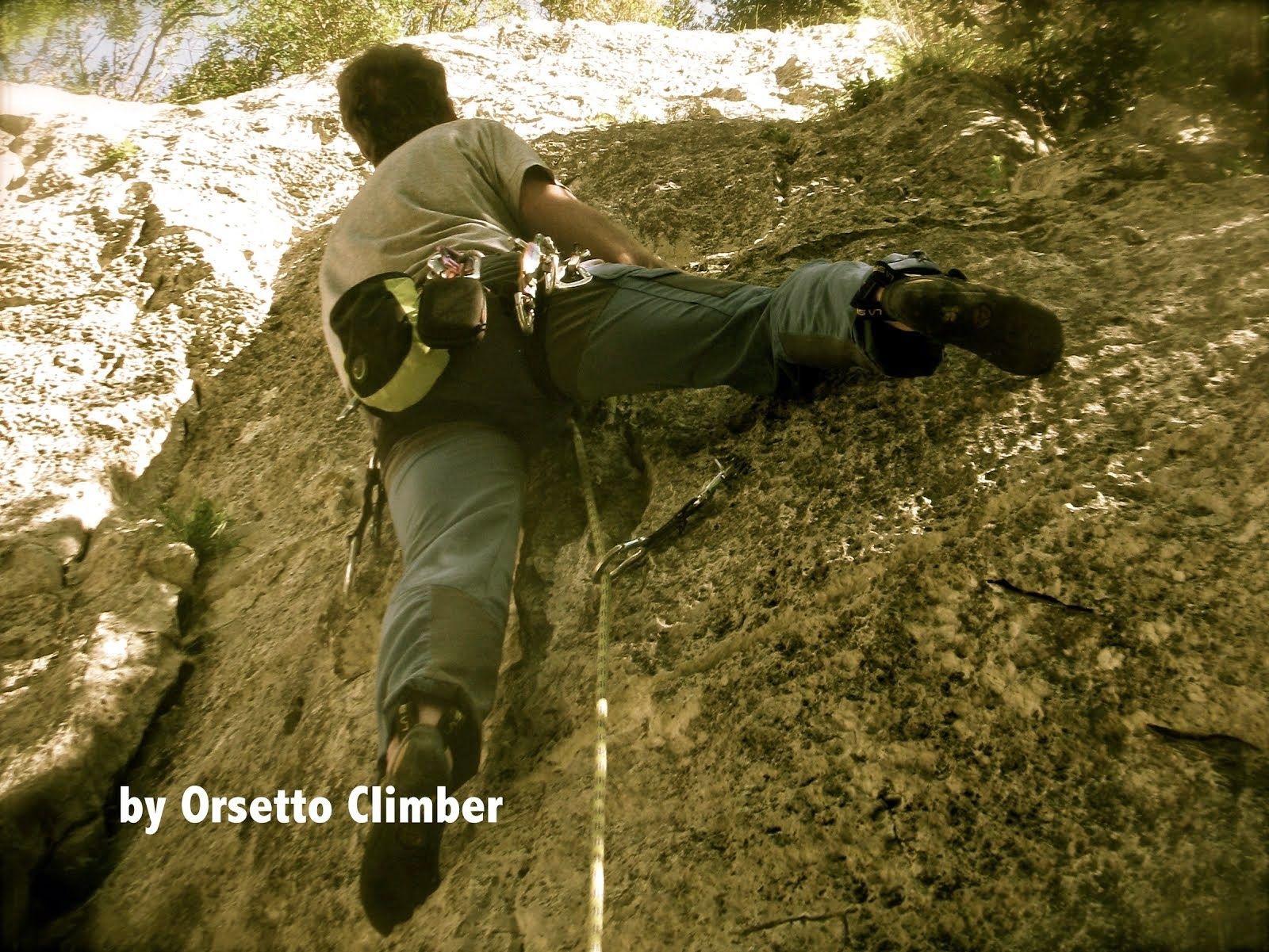 IN VETTA SENZA FRETTA...by Orsetto Climber