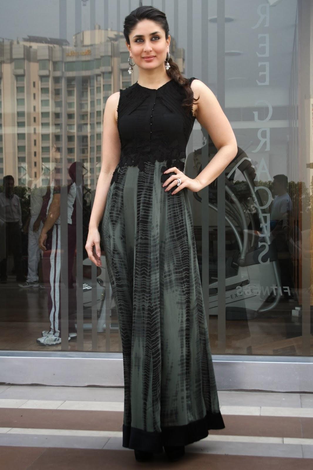 Kareena Kapoor Glows In Black Top | Hot Celebs