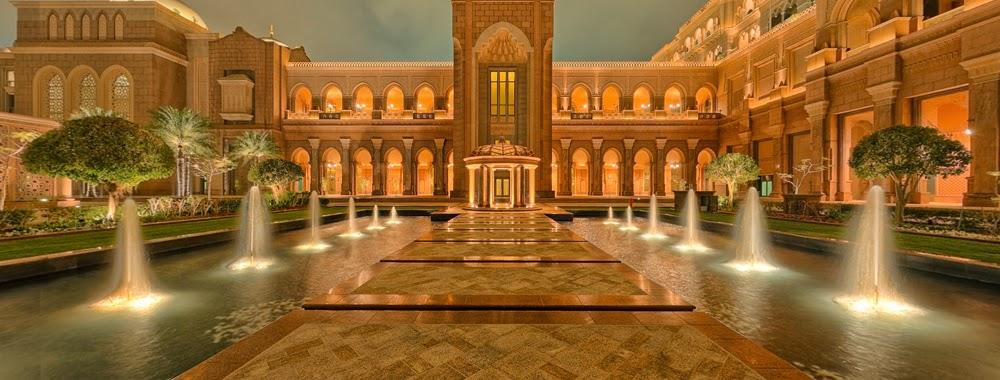 Interiors Of Emirates Palace Abu Dhabi Interior Design