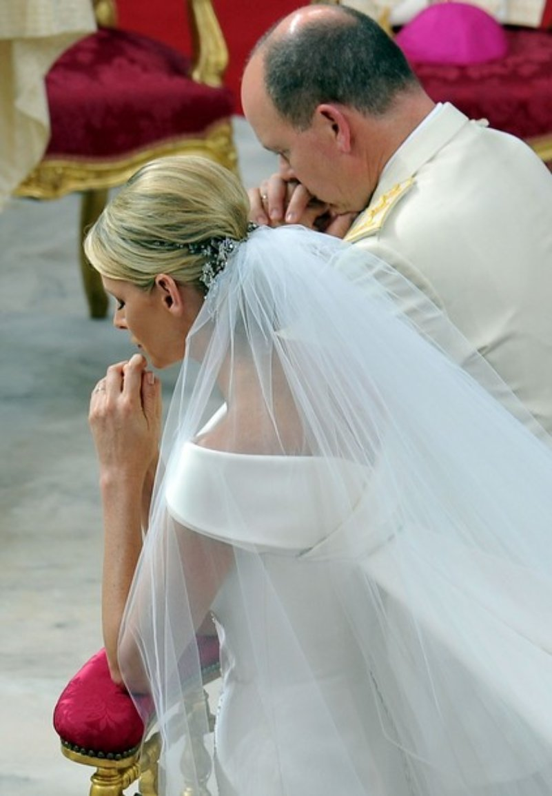 New Liturgical Movement: Wedding of the Prince of Monaco - Holy ...