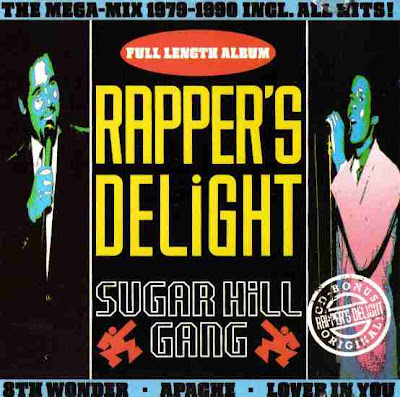 Sugarhill Gang ‎– Rapper's Delight (Vinyl) (1990) (224 kbps)