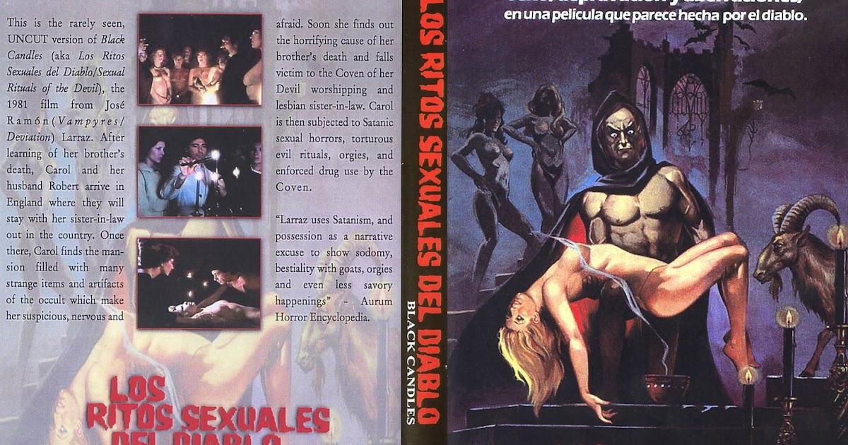 black candles 1982 aka los ritos