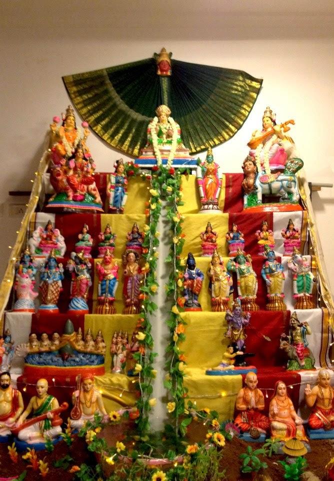 Golu Theme Ideas And Decoration Part - 20: Golu Theme: Annapoorneshwari: The Goddess Of Nourishment